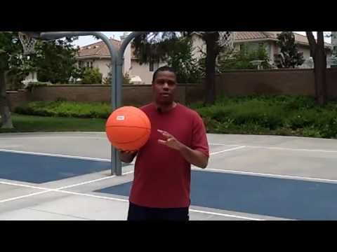 professor-q-oversized-training-basketball-shooting-drills