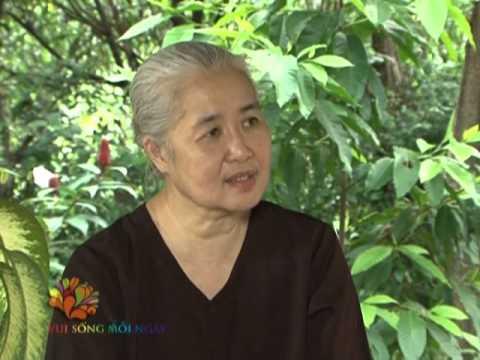 """Ngày hằng sống- ngày hằng yêu""""  cùng cô Nguyễn Dzoãn Cẩm Vân - [VTV3 - 17.10.2012]"""