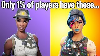 Top 10 SKINS ONLY OG Fortnite Players Have! (Fortnite Battle Royale)