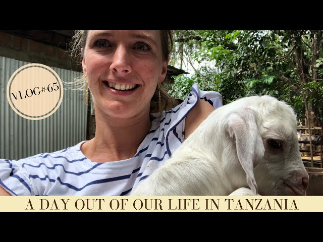 A day of our life in Tanzania | Makasa Tanzania Safari | VLOG #65