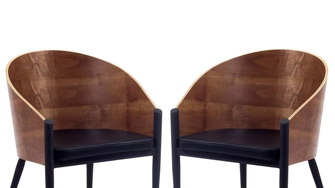 Modern Wood Restaurant Chairs Furniture