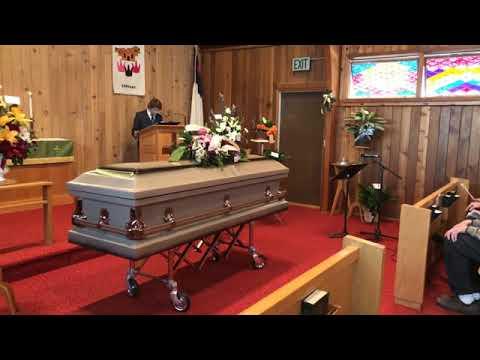 Mildred Leppert Funeral Service