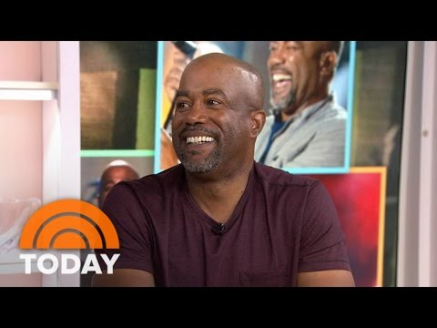 Darius Rucker to TODAY: 'Any Time You Call Me I'm Excited' | TODAY