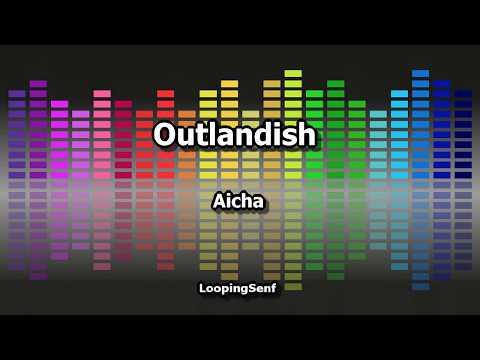 Outlandish - Aicha - Karaoke