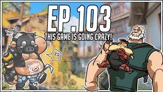 Random Overwatch Highlights - Ep. 103