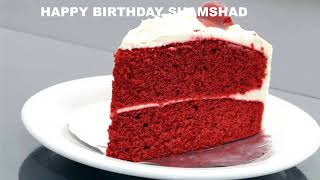 Shamshad   Cakes Pasteles - Happy Birthday