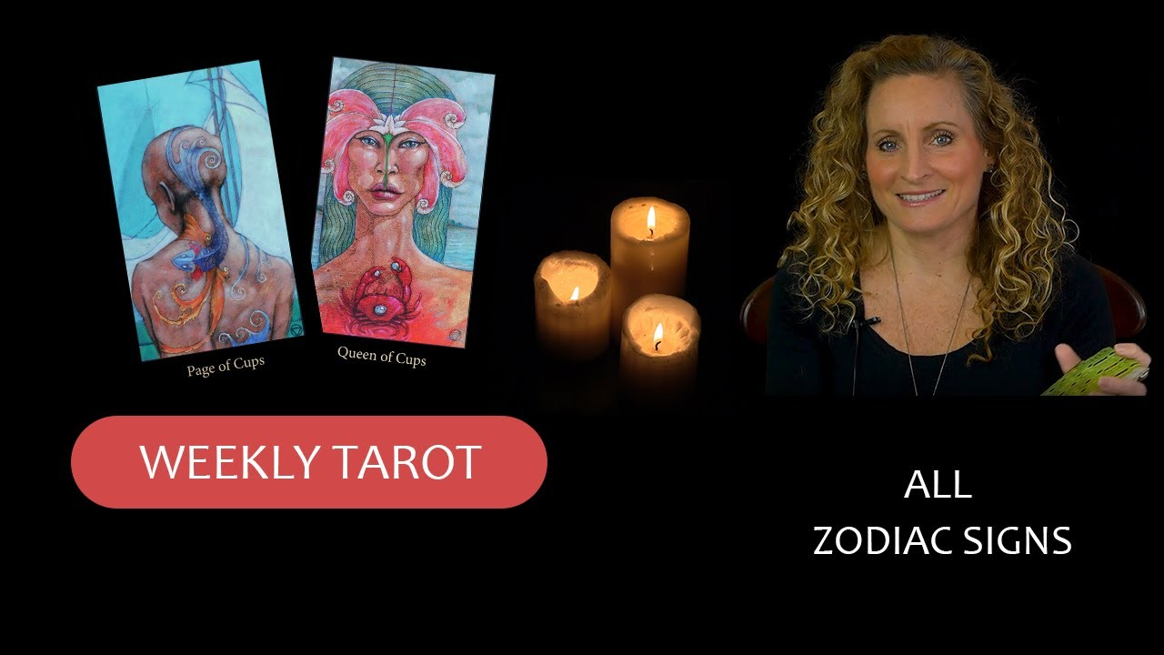 Weekly Tarot Reading for ALL Zodiac Signs - Love is on the way!