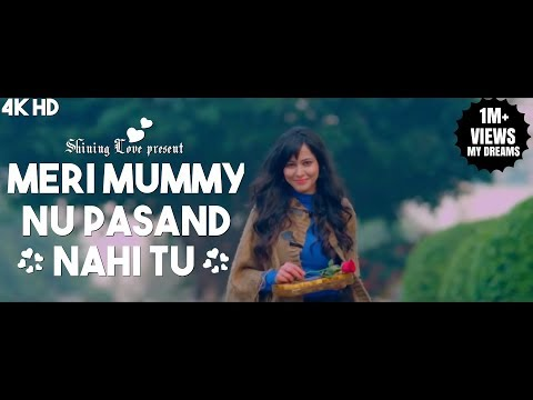 Meri Mummy Nu Pasand Nahi Hai Tu Song With Reply By Youtuber