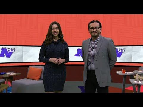 Noticias 22 / 10 de mayo de 2018