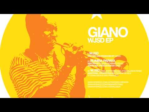 Giano - Rumba Papaya - Lazy Days