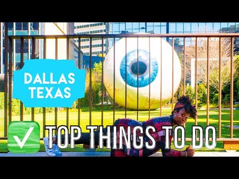 ✅ Top Things To Do In Dallas Texas ( 2019)