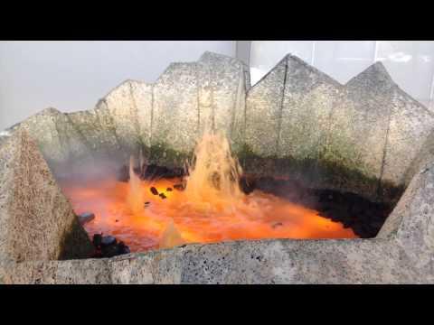 """Bishop Museum """"volcano"""""""