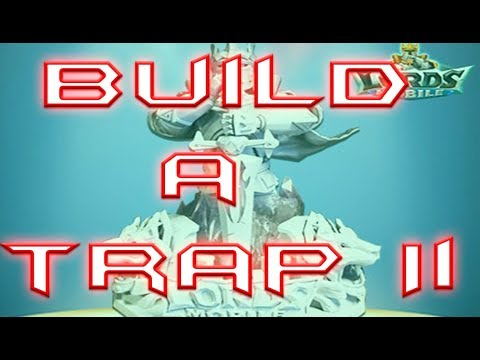HOW TO BUILD A TRAP PART2 - Construction, Research And Heros - LORDS MOBILE