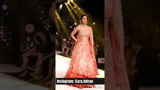 Hina Khan Looking Gorgeous In Lehenga❤️ | Hina Khan On Ramp