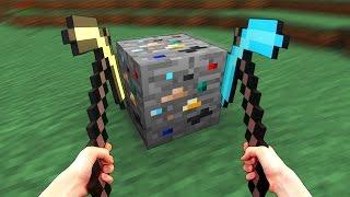 Realistic Minecraft - A RANDOM ORE