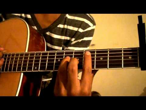 Secondhand Serenade - It's Not Over Tutorial For Beginners (HD)