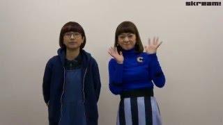 Charisma.com | Skream! インタビュー http://skream.jp/interview/2016...