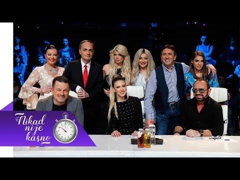 Nikad nije kasno - Cela emisija 24 - 26.03.2018.