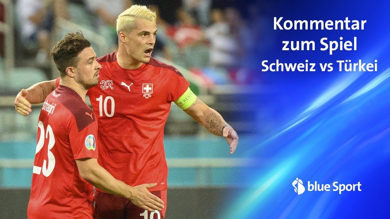 Hey Schweizer Nati, das hast du gut gemacht –aber ...  Kommentar   Euro 2020