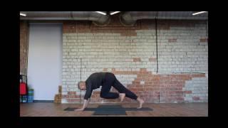 Йога комплекс для начинающих 1:15