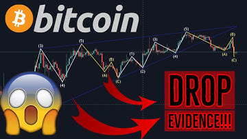 BITCOIN PRICE DROP EVIDENCE!!! BULLS DONT WANT YOU TO KNOW THIS!!! PRICE FINALLY REVEALED!!!