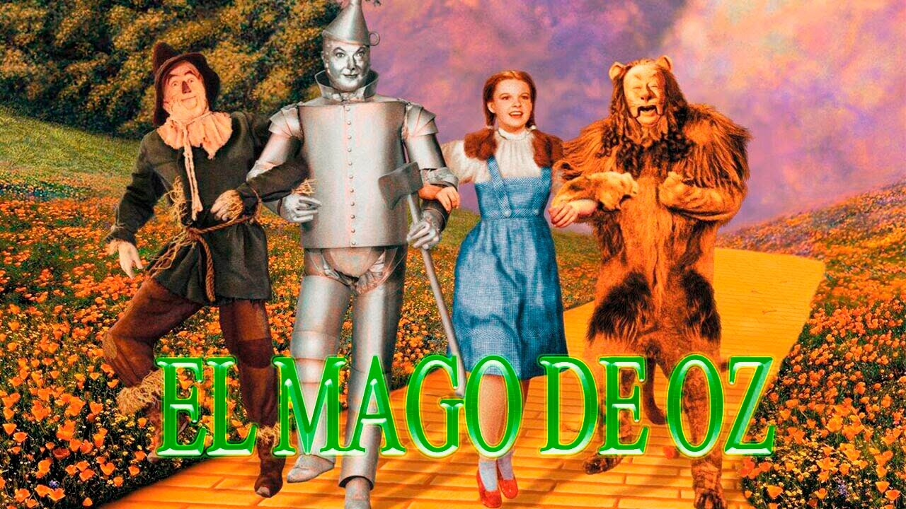 El Mago De Oz Resumen Youtube