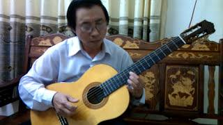 Qua Cầu Gió Bay (Guitar Classic) - Văn Nhi Phan