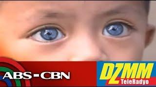 DZMM Teleradyo: Batang asul ang mata, ipinaglihi sa manika?