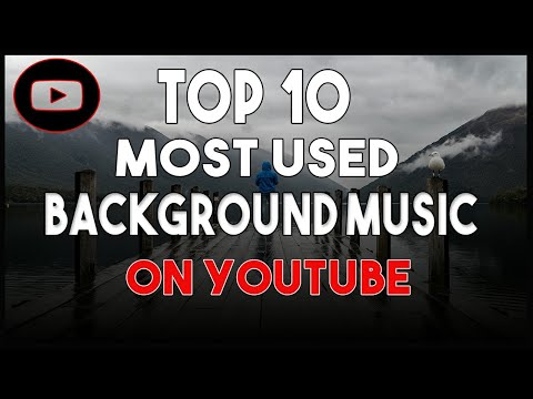 Top 10 Most Used Background Music In 2021 For Youtube Videos Ncs Youtube