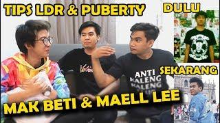 PUBERTY MAK BETI TIPS LDR DARI PREMAN TERKUAT DI BUMI !!!