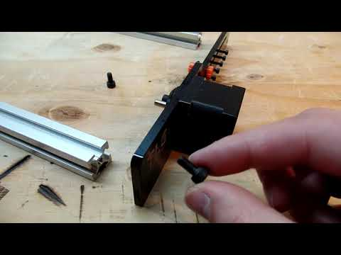 TLC Laser Rotary Assembly Video