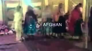A REAL AFGHAN GIRLS WEDDING ATTAN