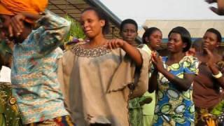 Rwanda Dance in Kabuga