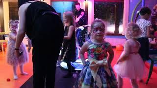 Шоу мыльных пузырей День рождения Арины 3 года 2.02.2019