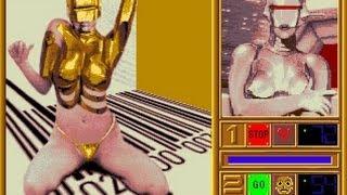 Sexy Droids (Amiga) (Gameplay)