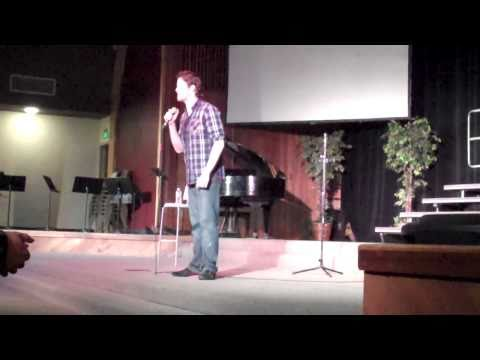Jason Stowe stand up comedy