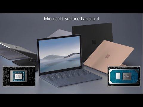 Microsoft Surface Laptop 4 | Details, Review, Tech & Design Specs