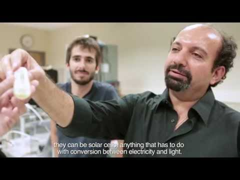 Drs Frank Gu and Hany Aziz - Waterloo Institute for Nanotechnology Researcher Profile