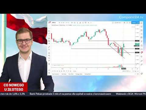 PLN Odrabia Straty? | Kurs Franka, Dolara, Funta I Euro | Co Nowego U Złotego? [20.03]
