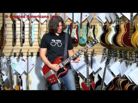 1964 Gibson SG Standard Part 1 01122