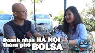Ngày nóng Cali, gặp doanh nhân ngành du lịch từ Hà Nội tới xứ Bolsa