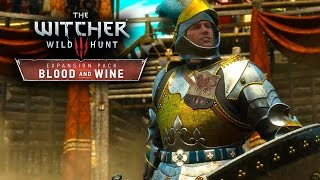 Official Blood and Wine Dev Diary - The Witcher 3: Wild Hunt