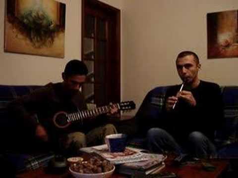 Harvest Home / Boys of Bluehill (tin whistle, guitar)