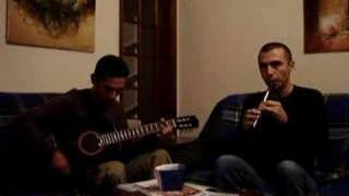 Harvest Home / Boys of Bluehill (tin whistle, guitar)