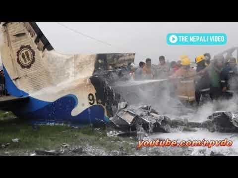 Air crash investigation || US - Bangla -8 aircraft crashed in kathmandu || Nat Geo || HD