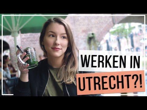 WERKEN IN UTRECHT?! • VLOG • All About Leonie