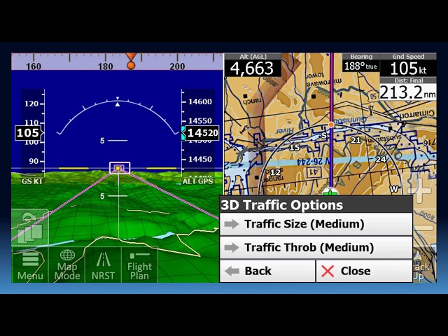 iFly GPS: Synthetic Vision - Version 10.2
