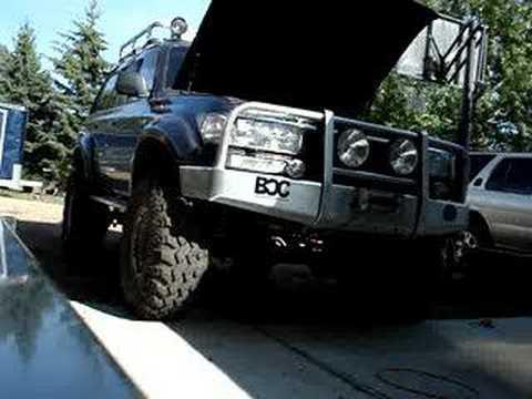 Jdm 80 Series Diesel 1hdt  Jasonmt73 00:30 SD