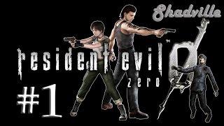 Resident Evil 0 (Zero) \ biohazard 0 HD Remaster Прохождение #1: Поезд мертвецов и скорпион-мутант