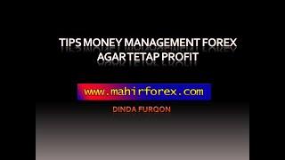 Belajar Tips Money Management Trading Forex Profit | Cara Penggunaan Lot, Size, Volume Dalam Trading